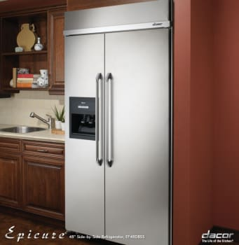 Dacor Discovery EF42NBSS - With Ice/Water Dispenser
