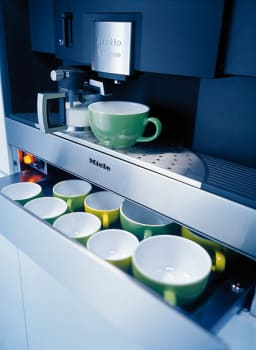 Miele EGW2062SS - Shown with Coffee System