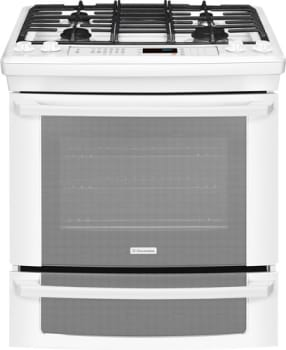 Electrolux IQ-Touch Series EI30GS55LW - White