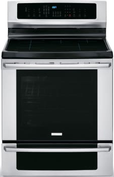 "Electrolux IQ-Touch Series EI30IF40LS - 30"" Freestanding Induction Range"