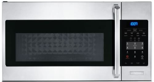Electrolux IQ-Touch Series EI30SM35QS - 1.5 Cu. Ft. Over-the-Range Microwave Oven