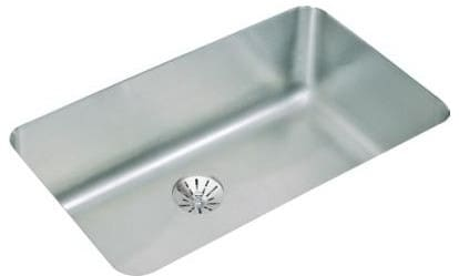 Elkay Gourmet Perfect Drain Collection Lustertone Collection ELU281610PDBG - Featured View