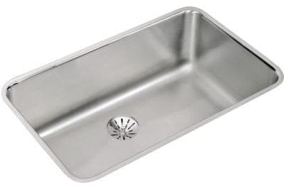 Elkay Gourmet Perfect Drain Collection Lustertone Collection ELUH281610PD - Featured View