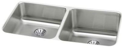 Elkay Gourmet Perfect Drain Collection Lustertone Collection ELUH311810LPDBG - Featured View
