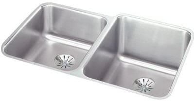 Elkay Gourmet Perfect Drain Collection Lustertone Collection ELUH3120LPD - Featured View