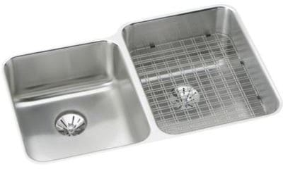 Elkay Gourmet Perfect Drain Collection Lustertone Collection ELUHWS3120LPD - Featured View