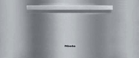 Miele Europa Design ESW4816SS - Clean Touch Steel Finish