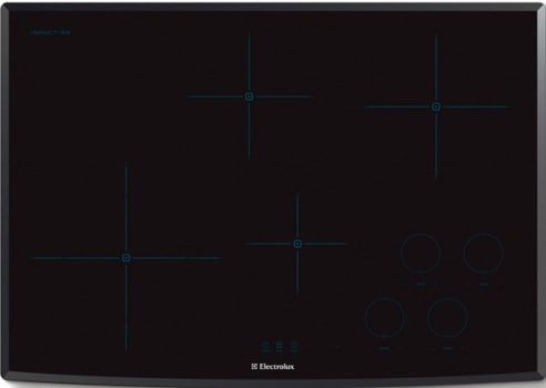Electrolux EW30IC60LB - Black: Top View