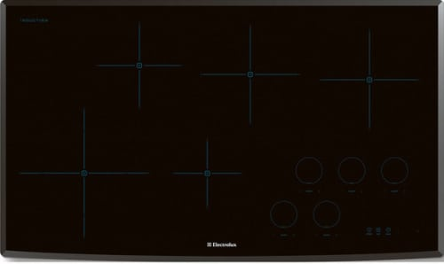 Electrolux EW36IC60LB - Black: Top View
