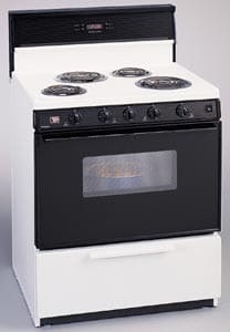 Premier EDK340 - White with Black Trim