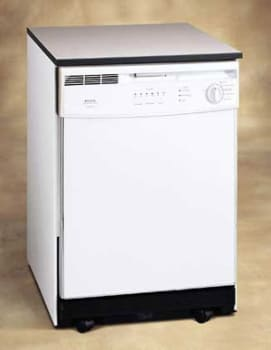 Frigidaire Fdp750rcs 24 Inch Portable Dishwasher With 4