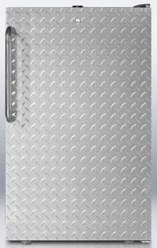 AccuCold FF521BLBIDPL - Diamond Plate