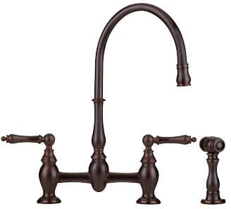 Franke Farmhouse Series FF6060A - Old World Bronze
