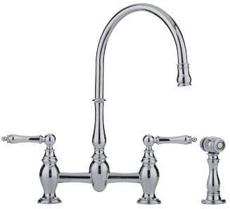 Franke Farmhouse Series FF6070A - Polished Nickel