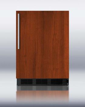 Summit FF6B7IF - FF6B7IF Accepts Full Overlay Panels Over Door