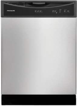 Frigidaire FFBD2406NS - 24 Inch Full Console Dishwasher with 14-Place Settings