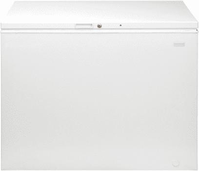 Frigidaire FFCH13M2MW - White