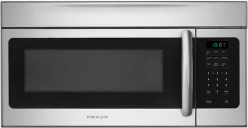 Frigidaire FFMV164LS - 1.6 cu. ft. Over-the-Range Microwave Oven from Frigidaire