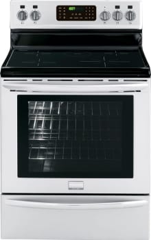 "Frigidaire Gallery Series FGIF3061NF - 30"" Freestanding Induction Range"