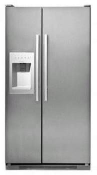 Fisher & Paykel RX216DT7XV2 - 21.6 cu. ft. Side-By-Side Refrigerator
