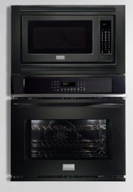 Frigidaire Gallery Series FGMC2765KB - 27-Inch Electric Wall Oven/Microwave