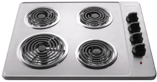 Frigidaire FFEC2605LS - 26-in. Electric Cooktop-Stainless Steel