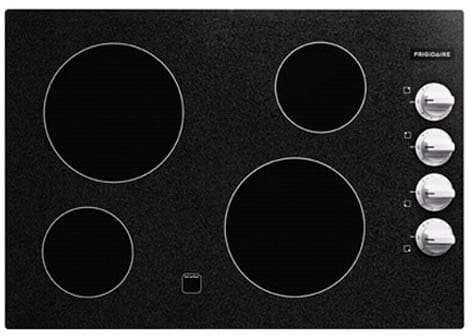 "Frigidaire FFEC3024LW - 30"" Electric Cooktop-White"