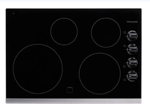 Frigidaire FFEC3025L - 30-in. Electric Cooktop-Stainless Steel