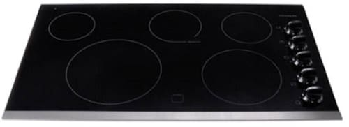 "Frigidaire FFEC3625L - 36"" Electric Cooktop-Stainless Steel"