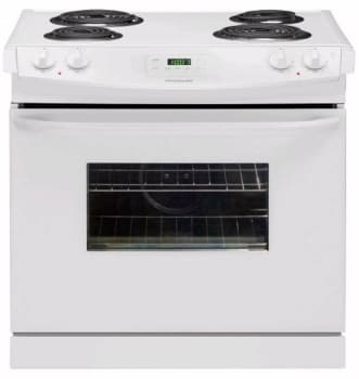 Frigidaire FFED3005LW - 30-in. Drop-In Electric Range-White