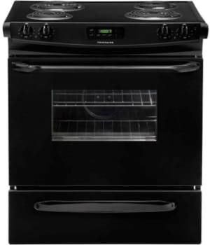 Frigidaire FFES3005L - 30-in. Slide-In Electric Range-Black