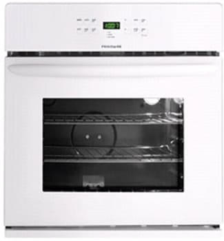 Frigidaire FFEW3025LW - 30-in. Single Electric Wall Oven-White