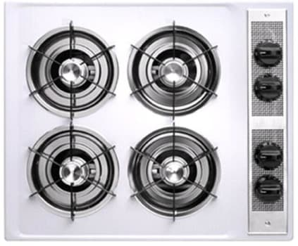 Frigidaire FFGC2605LW - 26-in. Gas Cooktop-White