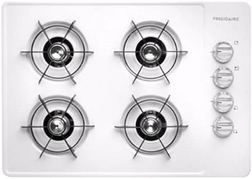 Frigidaire FFGC3005LW - 30-in. Gas Cooktop-White