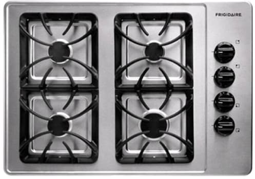 Frigidaire FFGC3015LS - 30-in. Gas Cooktop-Stainless Steel
