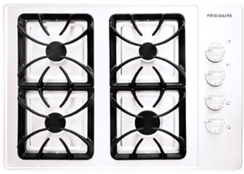 Frigidaire FFGC3015LW - 30-in. Gas Cooktop-White
