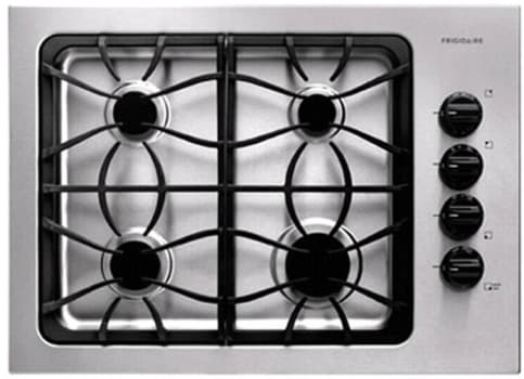 Frigidaire FFGC3025L - 30-in. Gas Cooktop-Stainless Steel