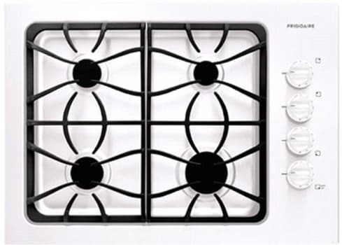 Frigidaire FFGC3025LW - 30-in. Gas Cooktop-White