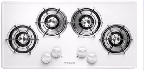 Frigidaire FFGC3603LW - 36-in. Gas Cooktop-White