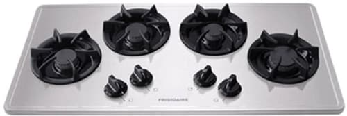 Frigidaire FFGC3613L - 36-in. Gas Cooktop-Stainless Steel