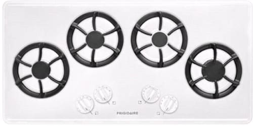 Frigidaire FFGC3613LW - 36-in. Gas Cooktop-White