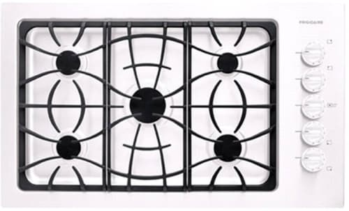 Frigidaire FFGC3625LW - 36-in. Gas Cooktop-White