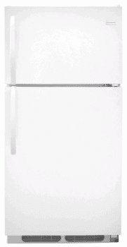 Frigidaire FFTR1513LW - 14.8 cu. ft. Top Freezer Refrigerator-White