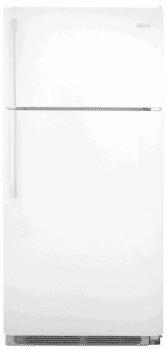 Frigidaire FFTR1817LW - 18.2 cu. ft. Top Freezer Refrigerator-White