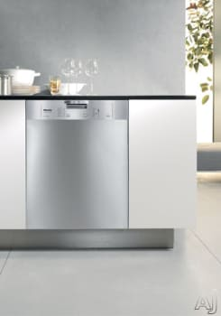 Miele Futura Classic Plus Series G4205SC - Stainless Steel