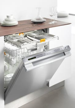 Miele Futura Dimension Series G5775SCSFSS - CleanTouch Steel