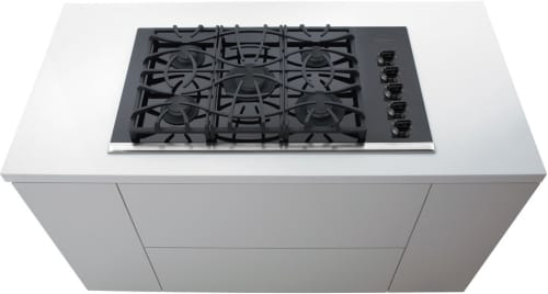 Frigidaire Gallery Series FGGC3665KB - Black