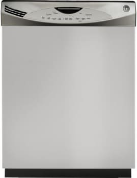 GE GDWF100R - Stainless Steel
