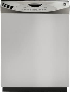 GE GDWF100V - Stainless Steel