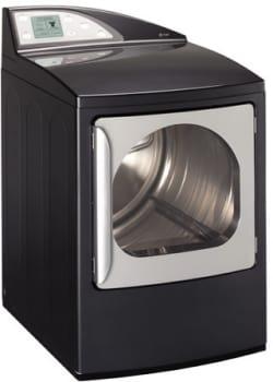 GE Profile Harmony Series DPGT750GC - Dark Platinum
